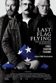 Last Flag Flying 2017 DVDScr XVID AC3 HQ <font color=#ccc>Hive-CM8</font>