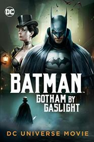 Batman Gotham By Gaslight (2018) (1080p) [YTS AM]