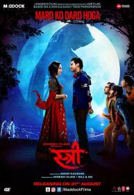Stree (2018) 720p Bollywood Hindi Movie True HQ ORG WEB-HD x264 -SM Team