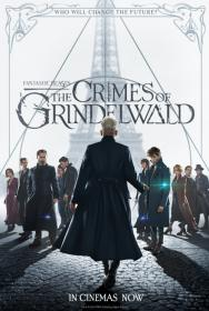Fantastic Beasts The Crimes of Grindelwald 2018 720p HC HDRip x264<font color=#ccc>-SeeHD</font>