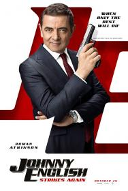 Johnny English Strikes Again (2018) [BluRay] [720p]