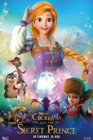 Cinderella and the Secret Prince 2019 1080p WEB-DL H264 AC3<span style=color:#39a8bb>-EVO[TGx]</span>