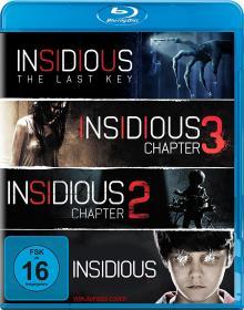 Insidious 4-Movie Collection (2010-2018) 1080p 10bit Bluray x265 HEVC [Org DD 2 0 - 5 1 Hindi + DD 5.1 English] MSubs ~ TombDoc
