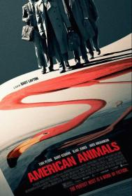 American Animals 2018 FRENCH BDRip XviD<font color=#ccc>-EXTREME</font>