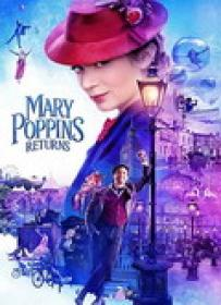 Mary Poppins Returns [HDrip][Subtitulado][Z]