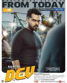 Dev (2019)[Tamil Proper - HQ HDRip - x264 - 700MB - ESubs]