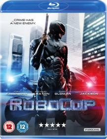 SSR Movies - RoboCop (2014) Dual Audio [Hindi 5 1 - English 2 0] 720p BluRay x264 1GB