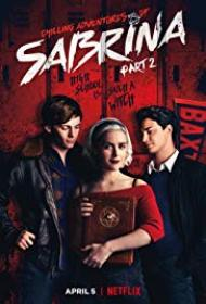 The Chilling Adventures of Sabrina S02 COMPLETE 720p WEBRip x264 [2 5GB] [MP4] [Season 2]