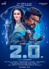 2 0 Robot 2 2018 Hindi 720p AMZN WEBRip HEVC x265 DD 5.1 - LOKiHD - Telly