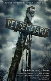 Pet Sematary 2019 HC HDRip XviD AC3<font color=#ccc>-EVO</font>
