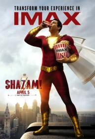 Shazam 2019 HC HDRip XviD AC3<font color=#ccc>-EVO</font>