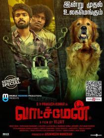 Watchman (2019)[Tamil 1080p HDRip - x265 - HEVC - AC3 5.1 - 1.5GB - ESubs]