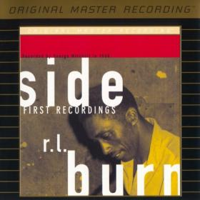 R L  Burnside - First Recordings (2003) (2004) [FLAC HD]