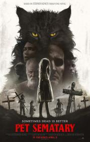 Pet Sematary (2019)  HDRip (HC Korean) Ganool