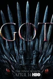 Game of Thrones S08 720p AMZN WEBRip DDP5 1 x264-GoT[rartv]
