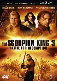 [哔嘀影视-bd1s com]蝎子王3:救赎之战 The Scorpion King 3 Battle For Redemption 2012 BD720P X264 AAC English CHS-ENG