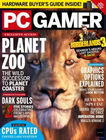 PC Gamer USA - Issue 319, 2019 (US Edition)