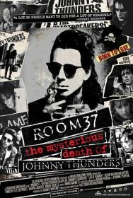 Room 37 The Mysterious Death Of Johnny Thunders 2019 HDRip XviD AC3<font color=#39a8bb>-EVO</font>