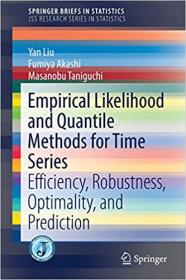 [ FreeCourseWeb com ] Empirical Likelihood and Quantile Methods for Time Series- Efficiency, Robustness, Optimality, and Prediction