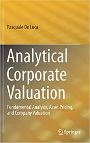 FreeCourseWeb com ] Analytical Corporate Valuation- Fundamental Analysis, Asset Pricing, and Company Valuation