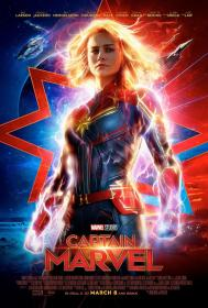 Captain Marvel (2019) [720p Proper HDRip - Line Auds [Tamil + Telugu + Hindi + Eng] - x264 - 1GB - ESubs]