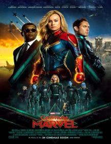 www SSRmovies Wiki - Captain Marvel (2019) Dual Audio Hindi 720p HDRip x264 ESubs