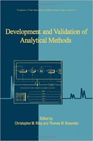 FreeCourseWeb com ] Development and Validation of Analytical Methods, Volume 3 (Progress in Pharmaceutical and Biomedical Analysis)