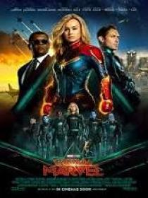 Captain Marvel (2019) 1080p Proper HDRip x264 DD5 1 2