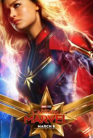 Captain Marvel (2019) Proper iTunes HDRip - 720p - x264 - (DD5 1 - 384Kbps) - 1GB - Soft ESub