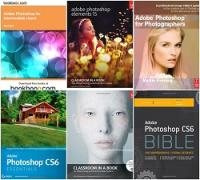 20 Adobe Photoshop Books Collection Pack-5