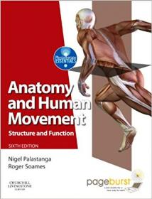 Anatomy and Human Movement Structure and function (Physiotherapy Essentials) 6th Edition