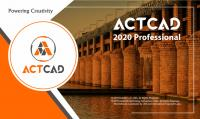 ActCAD Professional 2020 (x64) Multilanguage