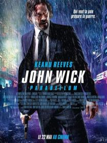 John Wick Chapter 3 Parabellum 2019 TRUEFRENCH HDTS MD XViD-JWP