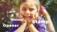 DesignOptimal - VideoHive Minimal Stomp Opener - After Effects Templates