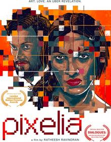 Pixelia (2019) Malayalam HDRip XviD MP3 250MB