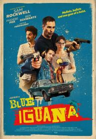蓝蜥蜴俱乐部 Blue Iguana 2018 BD1080P X264 AAC English CHS-ENG