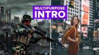 DesignOptimal - Videohive Intro Multipurpose - After Effects Template