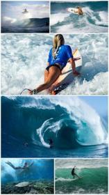 DesignOptimal - Surfing hd photos