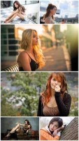 DesignOptimal - HD Beautiful Girls photos (Pack 35)