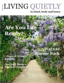FreeCourseWeb com ] Living Quietly Magazine - June 2019
