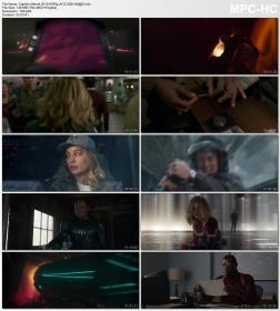 Captain Marvel 2019 HDRip AC3 X264-iM@X