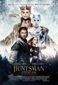 Blancanieves El cazador y la reina del hielo 3D Sub