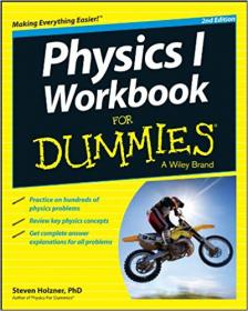 Physics I Workbook For Dummies 2nd Edition