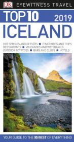 Top 10 Iceland (DK Eyewitness Travel Guide), 2nd Edition