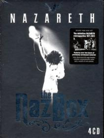 Nazareth - The Naz Box (4CD) (2011) [MP3]