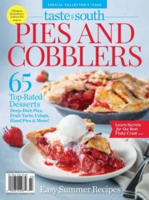 [ FreeCourseWeb com ] Taste of the South Special Issue - Pies and Cobblers 2019