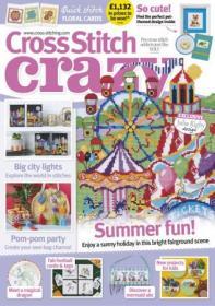 FreeCourseWeb com ] Cross Stitch Crazy - August 2019