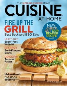 [ FreeCourseWeb com ] Cuisine at Home - Issue 136, July-August 2019