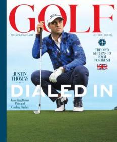 [ FreeCourseWeb com ] Golf Magazine USA - July 2019