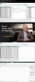 FreeCourseWeb com ] Lynda - Excel- Power Pivot for Beginners